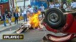 Loreto: cortes y disturbios durante primer día de paro [VIDEO] - Noticias de refinería de talara