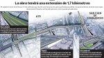 Plantean conectar la avenida Javier Prado con el río Rímac - Noticias de sistema vial