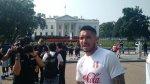 Selección peruana visitó la Casa Blanca en Washington [FOTOS] - Noticias de barack obama