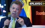 "Santos dice estar ""dispuesto"" a reunirse con Maduro [VIDEO]"