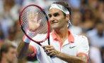 US Open: Roger Federer venció a Darcis y logró nuevo récord