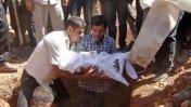 El duro adiós de Aylan Kurdi, el niño sirio muerto en el mar