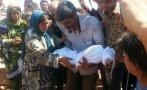 El niño sirio que se ahogó en el mar fue enterrado en Kobane