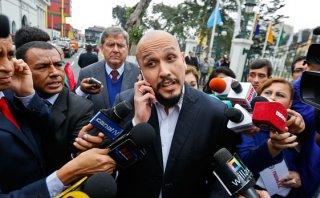 Ilan Heredia: su defensa pedirá anular la resolución del juez