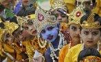 El día en fotos: Brasil, India, Hungría y más