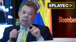 """Santos dice estar """"dispuesto"""" a reunirse con Maduro [VIDEO] - Noticias de problemas limítrofes"""