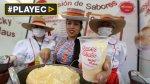 Mistura reúne lo mejor de la gastronomía peruana [VIDEO] - Noticias de produccion de leche