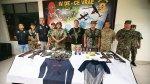 Las Fuerzas Armadas dan por muerto al terrorista 'Antonio' - Noticias de ivan santillana