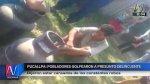 Pucallpa: otro presunto delincuente fue golpeado por vecinos - Noticias de chapa tu choro