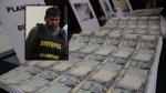 Trujillo: sujeto cayó con S/.58.200 falsos - Noticias de mercado la hermelinda