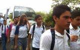 Venezuela abrió corredor para que estudiantes pasen a Colombia