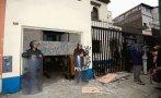 Breña: dictan 9 meses de prisión preventiva para usurpadores