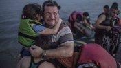 Otras 10 fotos impactantes de la crisis migratoria en Europa