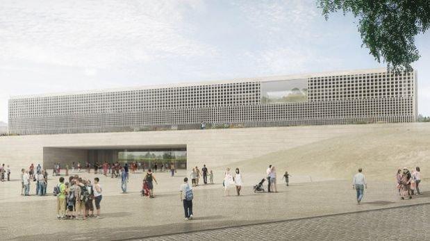 Museo Nacional: Obra no empieza por falta de presupuesto