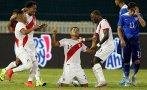 Perú vs. Estados Unidos: mira las imágenes del partido (FOTOS)