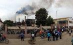 Tumán: huelguistas operan fábrica y Grupo Oviedo los cuestiona