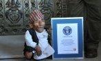 Murió Chandra Bahadur Dangi, el hombre más pequeño del mundo