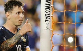 Lionel Messi apoya para hallar solución a la crisis migratoria