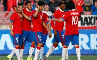Chile venció 3-2 a Paraguay en Santiago por amistoso FIFA
