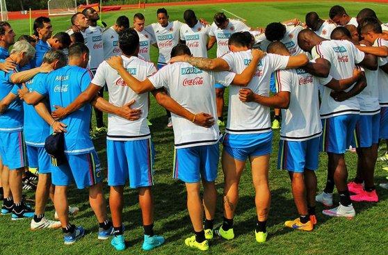 Perú vs. Colombia: así se prepara el cuadro 'cafetero' (FOTOS)