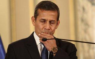Ollanta Humala registra su desaprobación más alta, según CPI