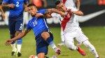 Perú cayó 2-1 ante Estados Unidos en duelo jugado en Washington - Noticias de carlos ventura cueva