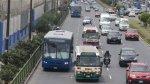 Comuna de Lima retirará mañana combis de corredor Javier Prado - Noticias de transporte público en lima