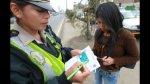 La negligencia también va a pie, por Sandra Belaunde - Noticias de papeletas de transito