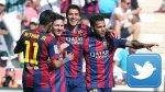 Twitter y Barcelona se unen para promocionar en Latinoamérica - Noticias de futbol espanol barcelona