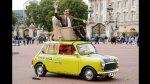 Mr. Bean recorrió monumentos de Londres al celebrar sus 25 años - Noticias de rowan atkinson