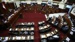 El Congreso gastó S/.16 millones en módulo de asesores - Noticias de gustavo pacheco