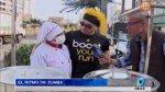 'Zumba' apoya a madres trabajadoras de pocos recursos [VIDEO] - Noticias de combate alejandro benitez