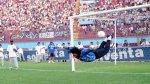 Higuita y el día que hizo el escorpión tapando por Alianza Lima - Noticias de wembley