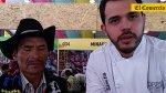 La papa nativa se lució en un guiso de mariscos [VIDEO] - Noticias de juan solorzano