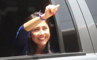 Nadine Heredia: Gamarra presentará informe que la exculpa