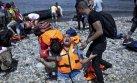 La isla de Lesbos, a punto de colapsar por miles de refugiados