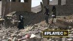 Yemen: coalición árabe intensifica bombardeos [VIDEO] - Noticias de peninsula arabiga