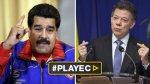 """Maduro insiste en """"cara a cara"""" con Santos: """"Deje el miedo"""" - Noticias de mauro boselli"""