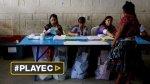 Elecciones en Guatemala: Cierran mesas de votación - Noticias de lorena galvez