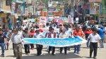 Población del Vraem realizó marcha por la seguridad ciudadana - Noticias de kimbiri