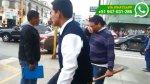 WhatsApp: conduce con bate de béisbol para evitar robos (VIDEO) - Noticias de bartolome herrera