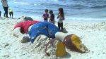 Gaza recuerda al niño Aylan en sus costas [VIDEO] - Noticias de muere ahogado