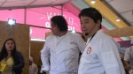 Mistura 2015: Gastón y Micha cocinaron en El Gran Mercado - Noticias de james berckemeyer