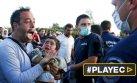 Hungría usa gas pimienta contra los desesperados refugiados