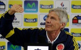 """José Pekerman: """"Perú es una buena medida para Colombia"""""""