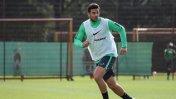 Claudio Pizarro: estrella máxima en primera práctica en Bremen