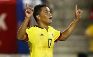 Perú vs. Colombia: así marcó Carlos Bacca gol del 1-0 (VIDEO)
