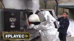 Narcotráfico: incineran 1,2 toneladas de cocaína y marihuana - Noticias de diroes
