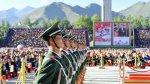 China celebra 50 años de creación de región autónoma del Tíbet - Noticias de trajes típicos