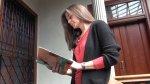 """Susanne Noltenius: """"Escribo sobre cosas que me han tocado"""" - Noticias de carlos yushimito"""